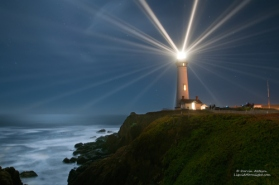 Return to Pigeon Point Lighthouse - 138th Anniversary